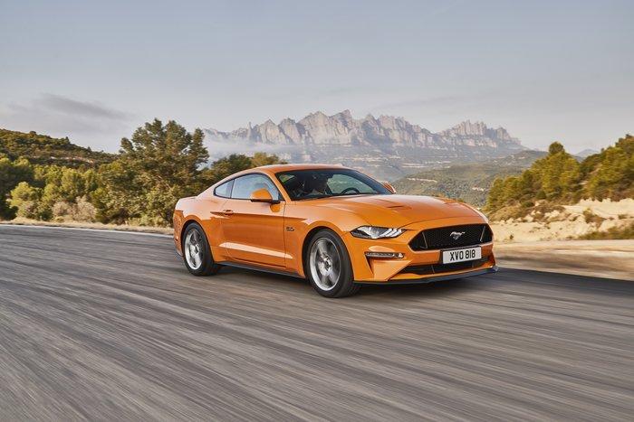 Γιατί χαμογελούν οι ευρωπαίοι οδηγοί; Ηρθε η νέα Ford Mustang με 450 ίππους - εικόνα 2