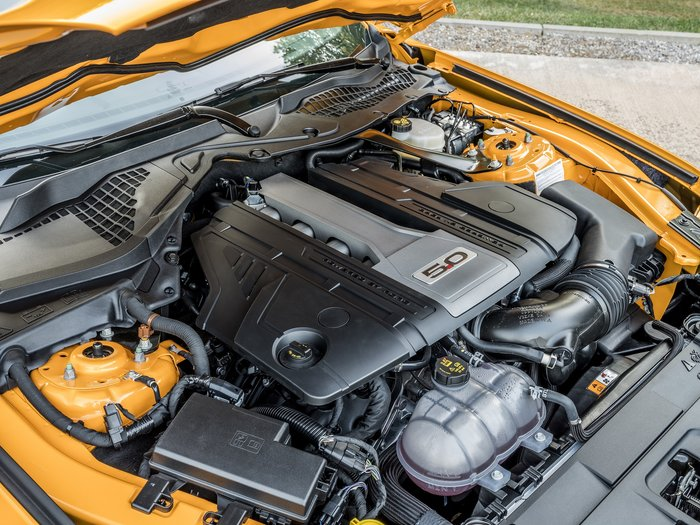 Γιατί χαμογελούν οι ευρωπαίοι οδηγοί; Ηρθε η νέα Ford Mustang με 450 ίππους - εικόνα 3