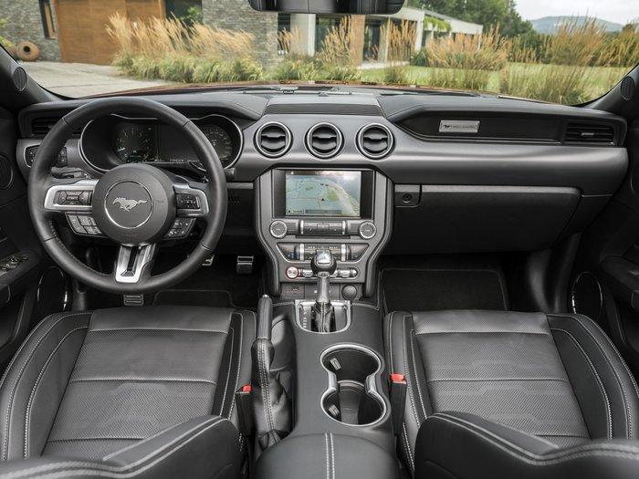 Γιατί χαμογελούν οι ευρωπαίοι οδηγοί; Ηρθε η νέα Ford Mustang με 450 ίππους - εικόνα 4