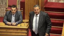 Νέοι τριγμοί στη συγκυβέρνηση: Γκρίνιες & αιχμές κατά Καμμένου