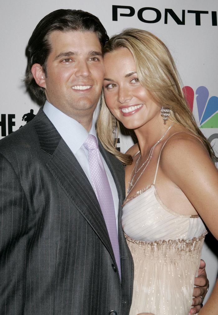 Αίτηση διαζυγίου κατέθεσε η σύζυγος του Τραμπ Jr - εικόνα 3