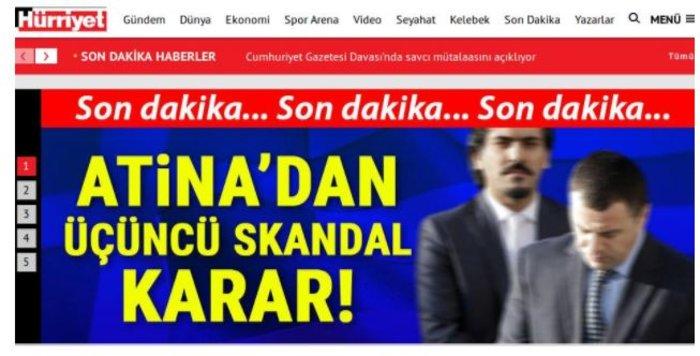Τουρκικά ΜΜΕ: Σκάνδαλο η απόφαση για τους «8» - εικόνα 2
