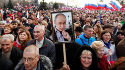 Αντιμέτωπος με τη Δύση, ο Πούτιν ετοιμάζεται για άλλον ένα εκλογικό θρίαμβο