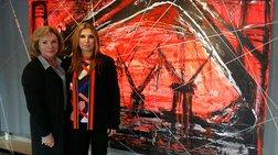 """Το TheTOC στην έκθεση """"Women Bridging Worlds"""" των Βαλυράκη-Weldon (Βίντεο)"""