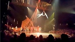 Τραγικός θάνατος ακροβάτη του Cirque du Soleil