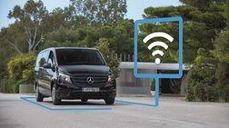Mercedes Vito: Dark & Connected
