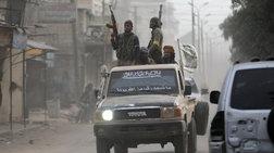 Συρία: Πλιάτσικο και βανδαλισμοί στους δρόμους του Αφρίν
