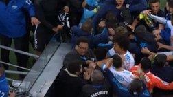 Ένταση και ξύλο ανάμεσα σε παίκτες στο γαλλικό πρωτάθλημα