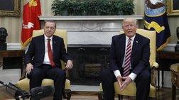 Ξεσπάθωσε κατά των ΗΠΑ ο Ερντογάν: Να μας σέβεστε!