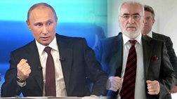 Επιστολή Σαββίδη σε Πούτιν για την απελευθέρωση των 2 Ελλήνων στρατιωτικών