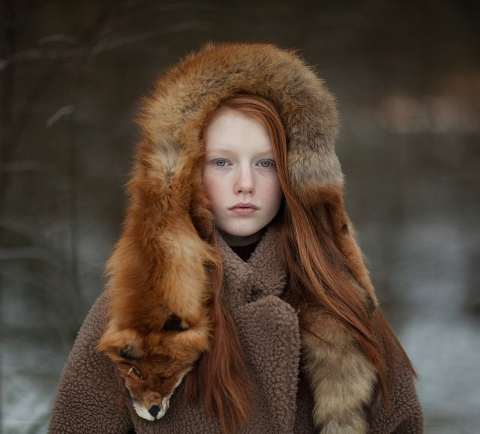 Open portraiture and Norway national award winner: Tina Signesdottir Hult