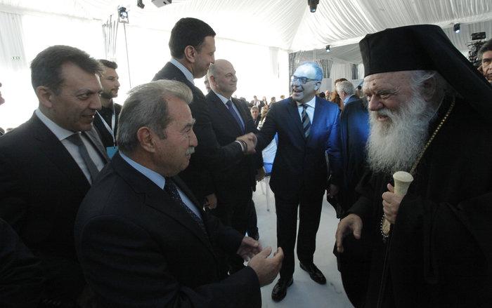 αρχιεπίσκοπος Αθηνών Ιερωνυμος, Γιάννης Τραγάκης