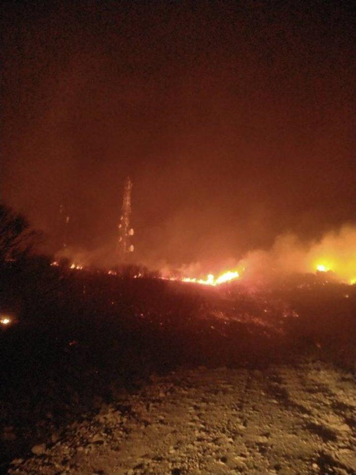 Μάχη με τις φλόγες στην Κρήτη: Πάνω από 20 πυρκαγιές-εκκενώθηκε οικισμός - εικόνα 2
