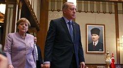 Άγκυρα κατά Μέρκελ: Απαράδεκτη και ατυχής η δήλωσή της