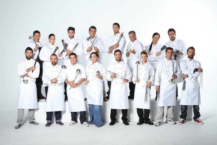 Masterchef: Δείτε τον Πάνο Ιωαννίδη ως διαγωνιζόμενο σεφ!