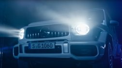 To διαφημιστικό σποτ της Mercedes G Class AMG G63, θα σας αναστατώσει