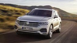 Το νέο VW Touareg αλλάζει κατηγορία
