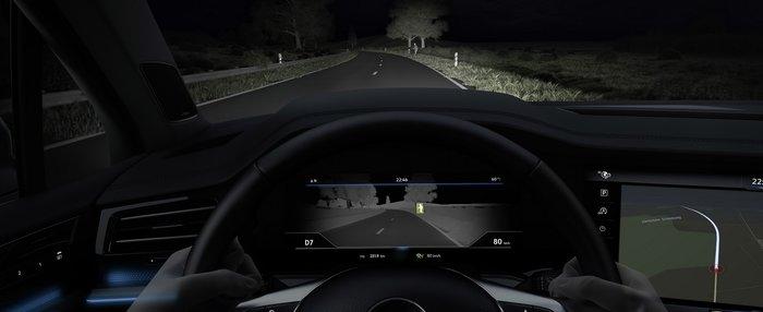 Νυχτερινή όραση!