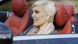 Τι απολαμβάνει αυτή η οδηγός μέσα στις νέες Mercedes C Coupe & Cabriolet;