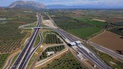 Διακοπή κυκλοφορίας στο τμήμα Αντίρριο - Μεσολόγγι