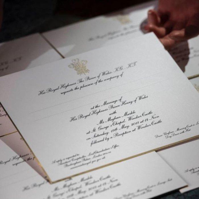 Χάρι-Μέγκαν: Το «λάθος» στο προσκλητήριο γάμου που δεν πέρασε απαρατήρητο