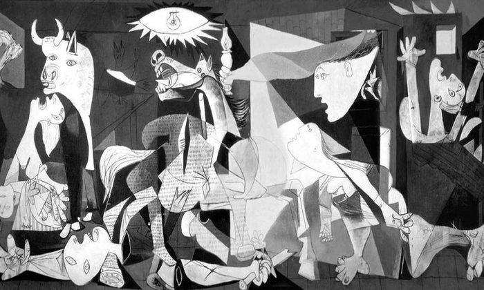 80 χρόνια Γκερνίκα, η ιστορία του μεγάλου αντιπολεμικού έργου