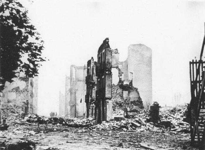 Η βομβαρδισμένη Γκερνίκα