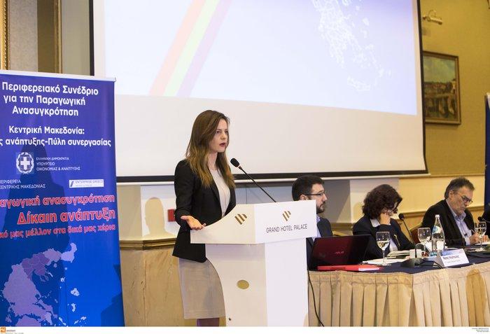 Παραδοχή Αχτσιόγλου: Δίκαιη ανάπτυξη με 586 ευρώ δεν γίνεται