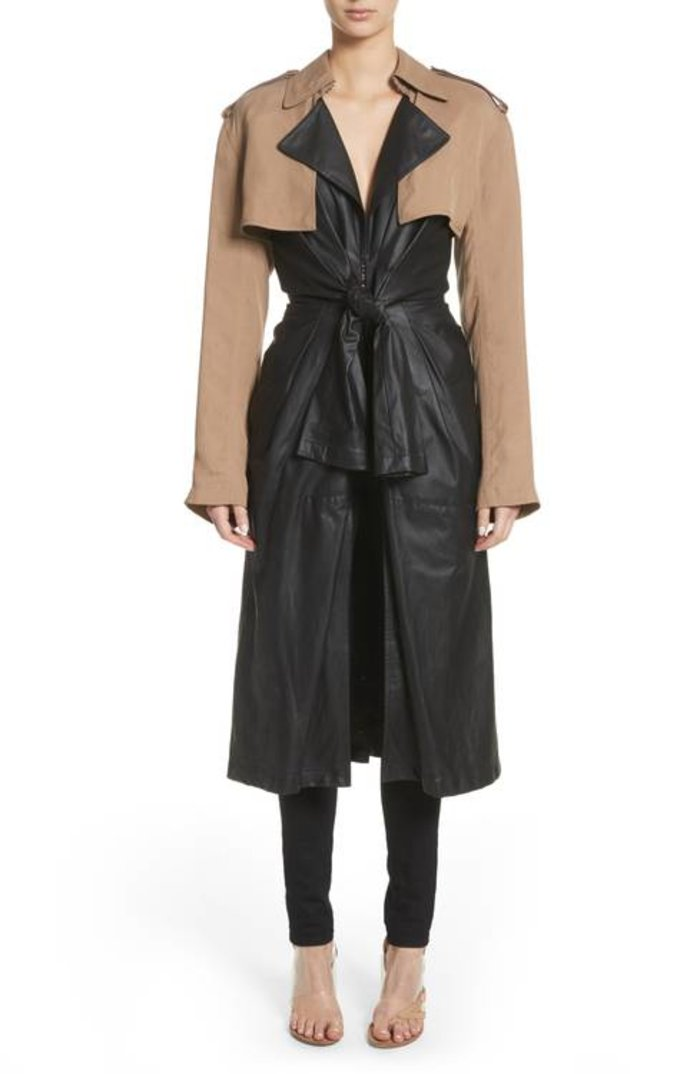 Η Αμάλ Κλούνεϊ με παλτό αξίας 3,5 χιλιάδων ευρώ στο Μανχάταν [Εικόνες] - εικόνα 2