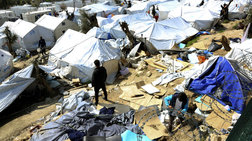 """5.700 πρόσφυγες στη Μόρια: ανοίγουν τις """"κάνουλες"""" οι Τούρκοι;"""