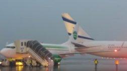 Σύγκρουση αεροσκαφών στο αεροδρόμιο του Τελ Αβίβ
