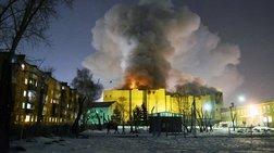 Συνελήφθη στέλεχος του εμπορικού κέντρου στη Σιβηρία