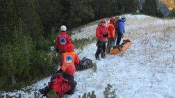 Επιχείρηση διάσωσης Γάλλου ορειβάτη στον Ολυμπο