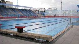 Κρήτη: Κατέρρευσε τμήμα οροφής κολυμβητηρίου ενώ ήταν γεμάτο παιδιά Εικόνες