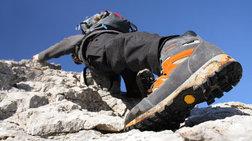 Ακινητοποιημένος με κάταγμα ο Γάλλος ορειβάτης στον Ολυμπο