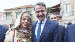 Μητσοτάκης από Μεσολόγγι: «Σήμερα η Ελλάδα μοιάζει με πολιορκημένη χώρα»
