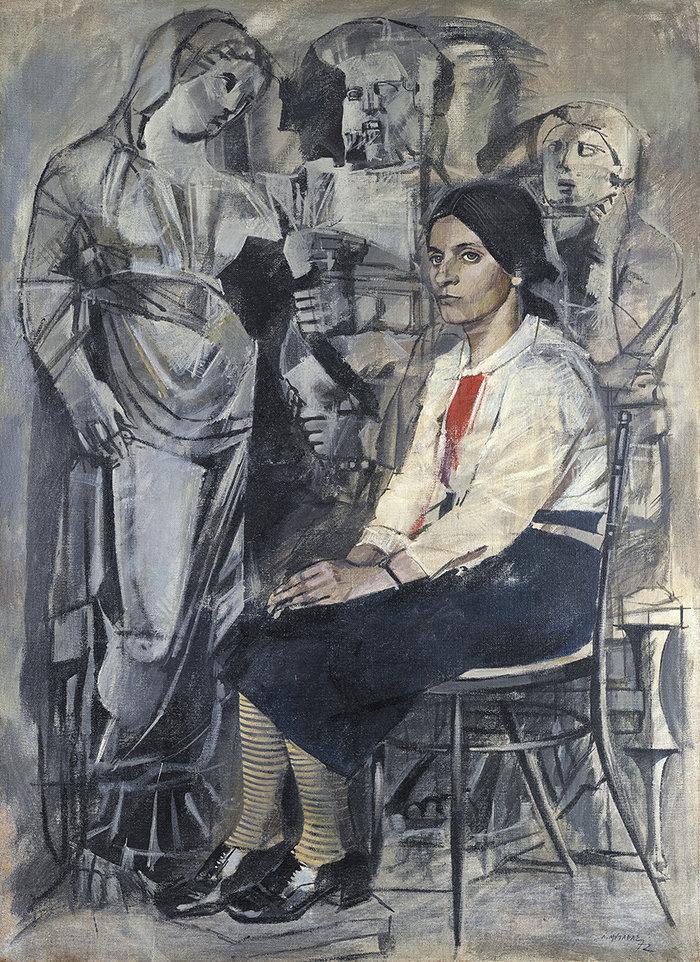 «Δημήτρης Μυταράς» στο Μουσείο Σύγχρονης Τέχνης στην Άνδρο