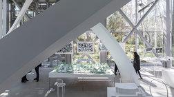 Εντυπωσιακή η έκθεση στο Παρίσι «Απελευθερώνοντας την αρχιτεκτονική»