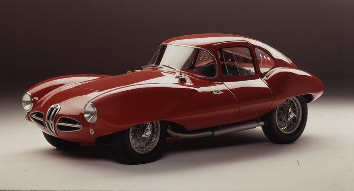 Η Alfa Romeo Disco Volante στο Ιαπωνικό Concours d' Elegance