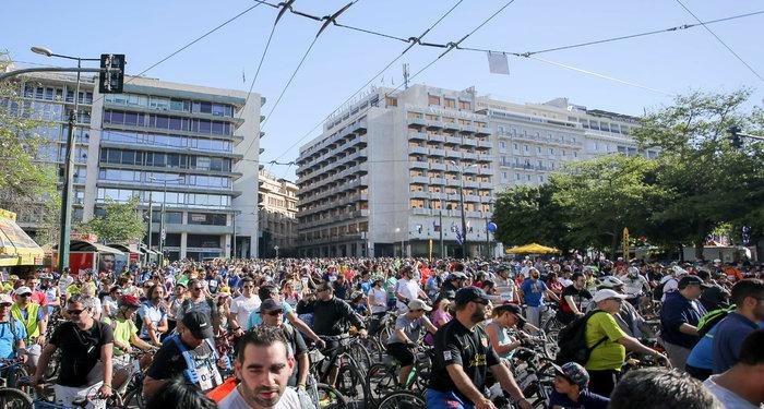 Άνοιξαν οι εγγραφές για το πιο συναρπαστικό ποδηλατικό διήμερο της Αθήνας