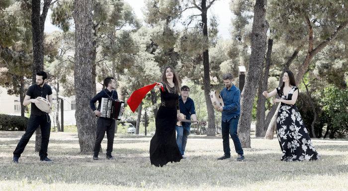 Το ελληνο-ιταλικό μουσικό σχήμα Grikanta