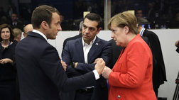Handelsblatt: σχέδιο ESM και Γαλλίας για ελάφρυνση του ελληνικού χρέους