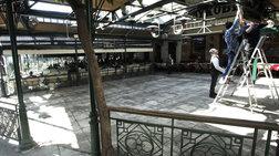 """ΣτΕ:""""Ξηλώνονται"""" τα στέγαστρα δύο καφέ στην πλατεία Κολωνακίου"""