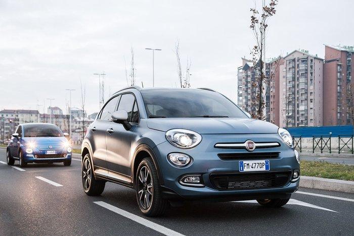 Fiat 500X Mirror: Ειδική έκδοση σε ειδική τιμή