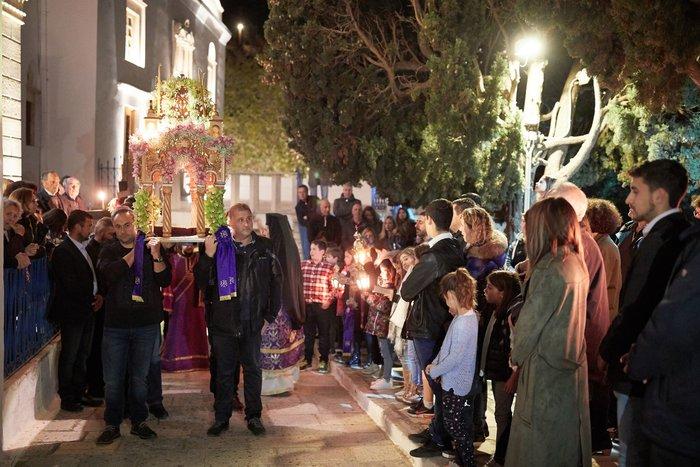 Ο Κυριάκος Μητσοτάκης στην Παναγία της Τήνου με την Μαρέβα (phoτο) - εικόνα 5