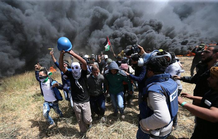 Τζέρεμι Κόρμπιν:29 νεκροί Παλαιστίνιοι - η σιωπή να σταματήσει - εικόνα 2