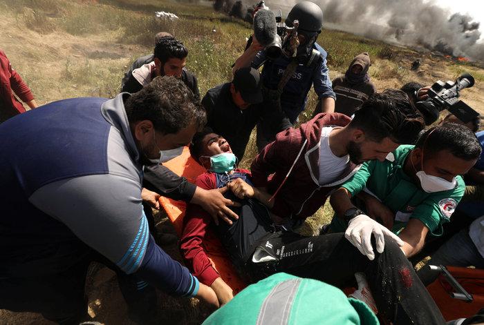 Τζέρεμι Κόρμπιν:29 νεκροί Παλαιστίνιοι - η σιωπή να σταματήσει - εικόνα 3