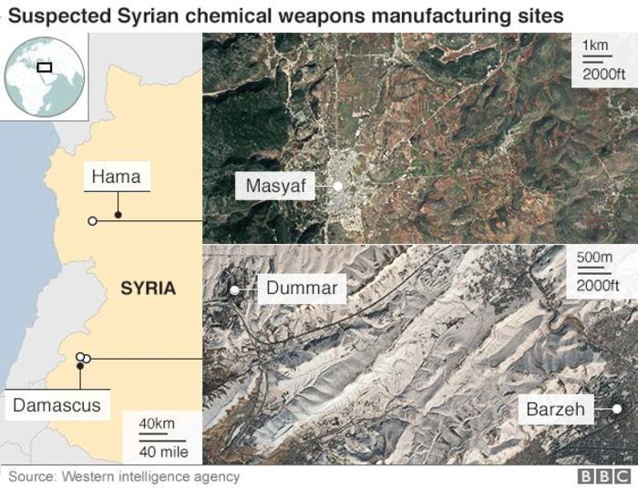 Ωρα μηδέν στη Συρία: Εν αναμονή της απόφασης Τραμπ