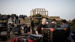 Καρέ καρέ τα γυρίσματα του BBC στο Σούνιο - Οι πρώτες εικόνες