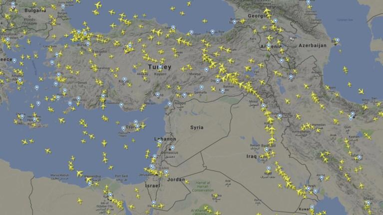 Τίποτα δεν πετάει πάνω από τη Συρία υπό τον φόβο επιδρομών των ΗΠΑ